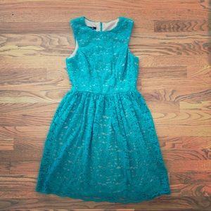 ModCloth Ivy+Blu Lace Dress